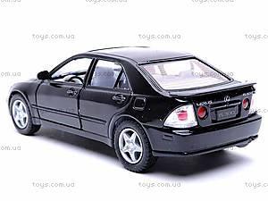 Машинка Lexus IS 300, KT5046W, фото