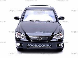 Машинка Lexus IS 300, KT5046W, отзывы