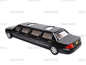 Машинка «Лимузин» инерционная, MY66-116, фото