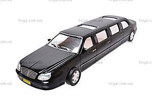 Машинка «Лимузин» инерционная, MY66-116