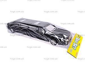 Машинка «Лимузин» инерционная, MY66-116, цена