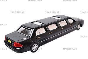 Машинка «Лимузин» инерционная, MY66-116, игрушки