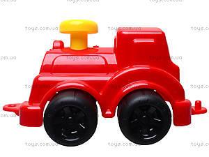 Машинка-паровоз «Максик», 2308, отзывы