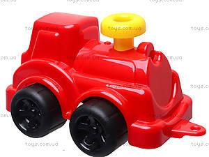Машинка - паровоз «Максик», 2308, игрушки