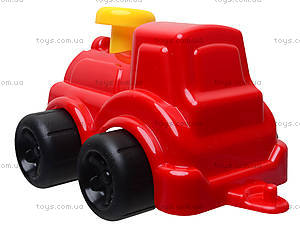 Машинка-паровоз «Максик», 2308, детские игрушки