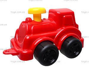 Машинка-паровоз «Максик», 2308, магазин игрушек