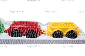 Паровоз с вагонами «Максик», 2339, фото