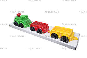 Паровоз с вагонами «Максик», 2339, отзывы