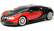 Машинка Meizhi Bugatti Veyron (красный), MZ-2032r