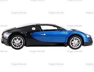 Машинка Meizhi Bugatti Veyron (синий), MZ-2032b, купить