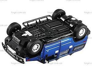 Машинка Meizhi Hummer H2 металлическая (синий), MZ-25020Ab, купить