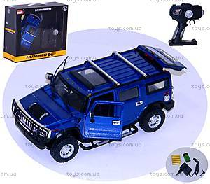 Машинка Meizhi Hummer H2 металлическая (синий), MZ-25020Ab, цена