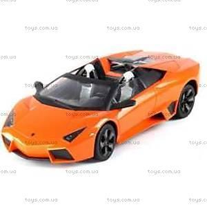 Машинка Meizhi Lamborghini металлическая (оранжевый), MZ-25021Ao
