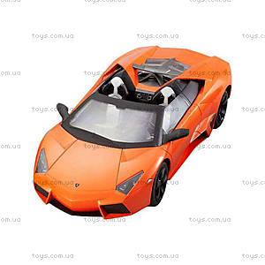 Машинка Meizhi Lamborghini Reventon Roadster (оранжевый), MZ-2027o