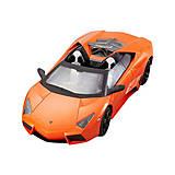 Машинка Meizhi Lamborghini Reventon Roadster (оранжевый), MZ-2027o, отзывы