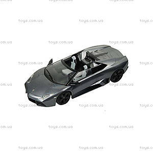 Машинка Meizhi Lamborghini Reventon Roadster (серый), MZ-2027g, купить