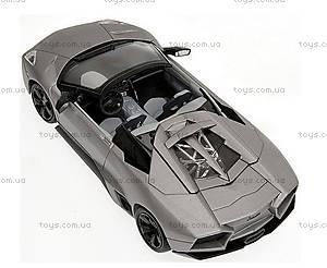 Машинка Meizhi Lamborghini Reventon Roadster (серый), MZ-2027g, фото