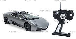 Машинка Meizhi Lamborghini Reventon Roadster (серый), MZ-2027g, отзывы