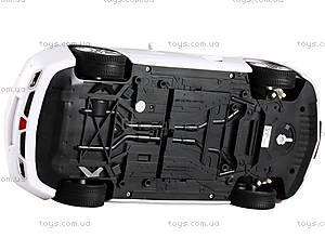 Машинка Meizhi Mercedes-Benz SLS AMG (белый), MZ-2024w, купить