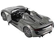 Машинка Meizhi Porsche (серый), MZ-2046g, купить
