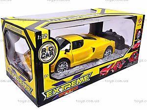 Машинка на радиоуправлении, игрушечная, 53989-1, отзывы