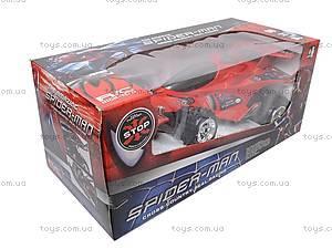Машинка на радиоуправлении «Спайдермен», 0707-D