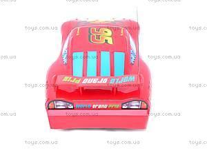 Машинка на радиоуправлении «Тачки» МакКуин, DY6602/DY6604, купить