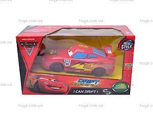 Машинка на радиоуправлении «Тачки» МакКуин, DY6602/DY6604, игрушки