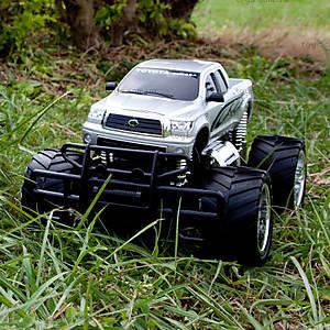 Машинка на радиоуправлении Toyota Tundra, XQ091-AA, фото