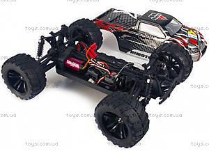 Машинка на р/у монстр Bowie Brushless (черный), E10MTLb, фото