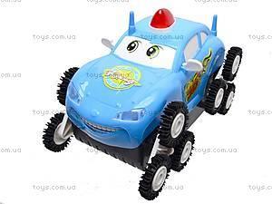 Машинка-перевертыш, 12 колес, 8095, цена