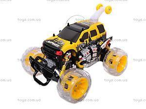 Машинка-перевертыш «Безумные гонки», 9321, игрушки