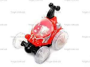Машинка-перевертыш, р/у, 687-16, игрушки