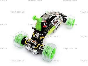 Машинка-перевертыш, с пультом радиоуправления, 333-FD014, игрушки