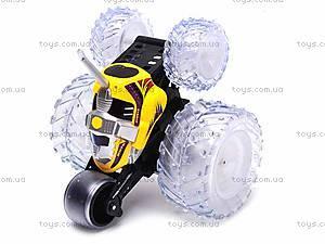 Машинка-перевертыш, с пультом управления, L8239, игрушки