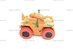 Машинка-перевертыш «Танк», 04-5, игрушки