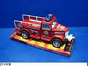 Машинка «Пожарная охрана», 04-1
