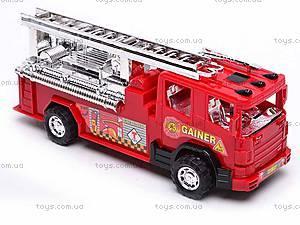 Машинка «Пожарная служба», 120