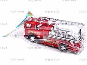 Машинка «Пожарная служба», 120, купить