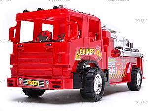 Машинка «Пожарная служба», 120, цена