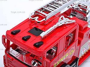 Машинка «Пожарная служба», 120, игрушки