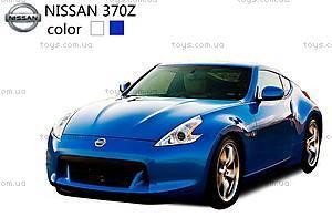 Машинка радиоуправляемая Nissan, синий, SQW8004-370Zb, купить