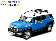 Машинка радиоуправляемая Toyota FJ, синий, SQW8004-FJb, фото