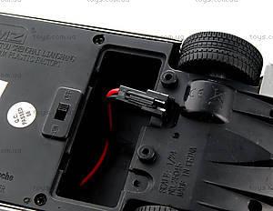 Машинка радиоуправляемая Porsche 918, черная, MZ-25045Ab, цена