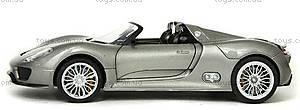 Металлическая модель на радиоуправлении Porsche 918, MZ-25045Ag, купить