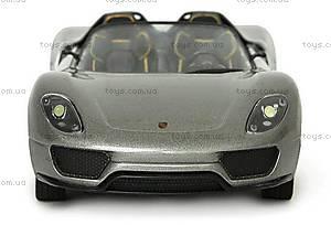 Металлическая модель на радиоуправлении Porsche 918, MZ-25045Ag, отзывы