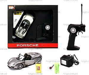 Металлическая модель на радиоуправлении Porsche 918, MZ-25045Ag