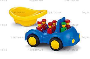 Машинка, с фигурками, 0598
