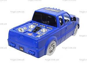 Машинка с музыкальным эффектом, 009-207M, игрушки