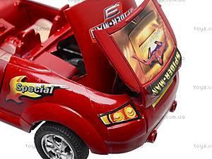 Машинка с откидной крышей, 11991, купить